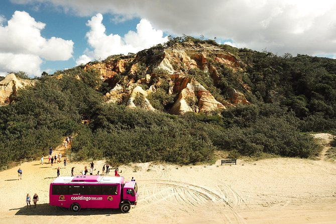 2-Day Fraser Island 4WD Adventure Tour Departing Hervey Bay - Find Attractions