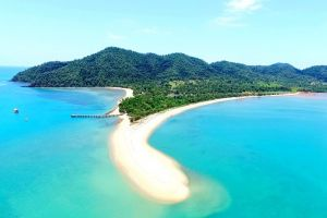 Dunk Island Round-Trip Water Taxi Transfer from Mission Beach - Find Attractions