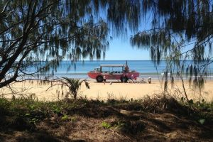 1770 Coastline Tour by LARC Amphibious Vehicle Including Picnic Lunch - Find Attractions
