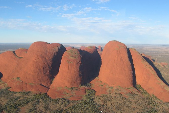 Kata Tjuta and Uluru Grand View Helicopter Flight - Find Attractions