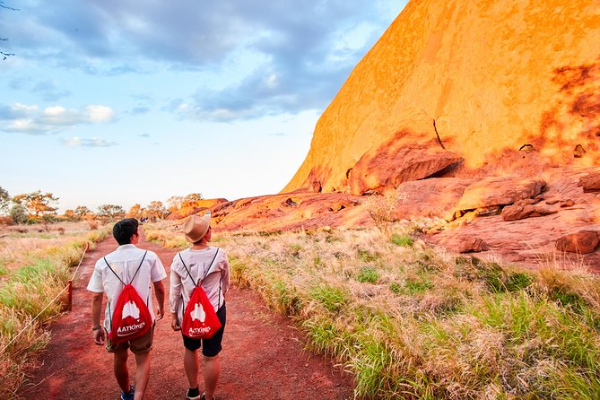 Uluru Sunrise and Guided Base Walk - Find Attractions