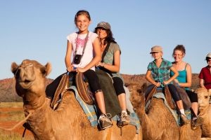 Alice Springs Camel Tour - Find Attractions