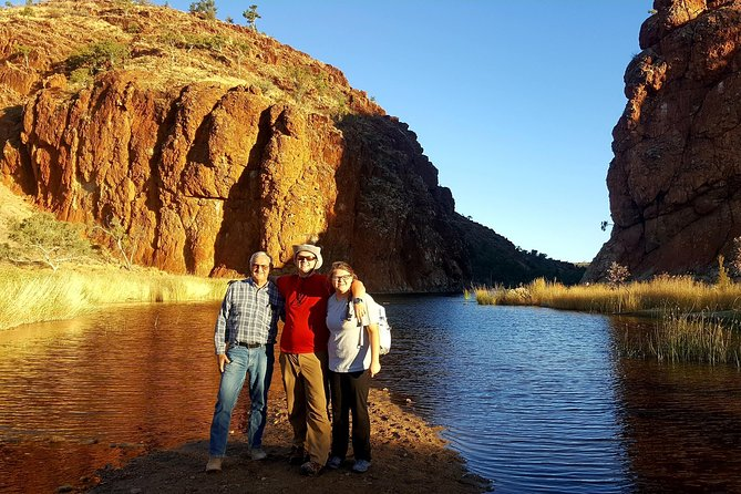West MacDonnell Ranges Small Group Day Tour - Find Attractions