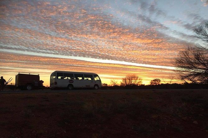 Bus Transfer Alice Springs to Ayers Rock Resort - Find Attractions