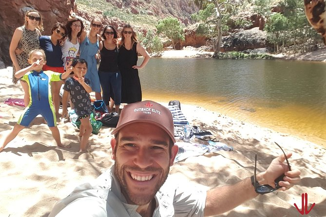 West MacDonnell Ranges Pool to Pool - Find Attractions
