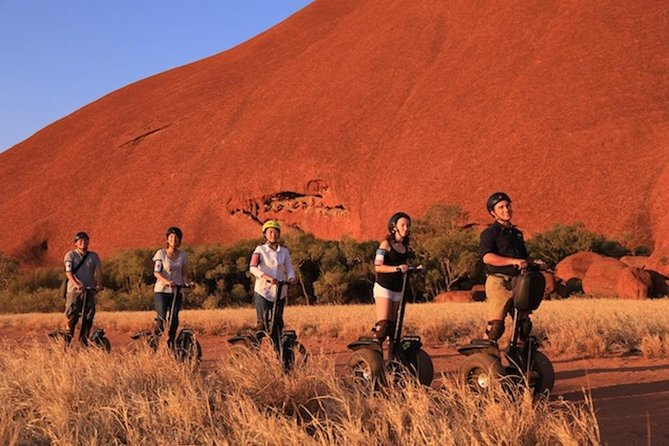 Quarter Uluru Segway  Sunset - Find Attractions