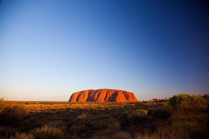 One-Way Transfer from Alice Springs to Yulara - Find Attractions