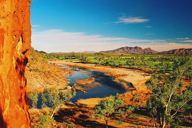 West MacDonnell Ranges Day Trip from Alice Springs - Find Attractions