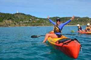 The Byron Bay Sea Kayak Tour - Find Attractions