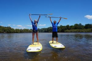 Stand Up Paddleboarding Byron Bay - Find Attractions