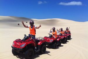 Worimi Sand Dunes Quad Bike Tour - Find Attractions