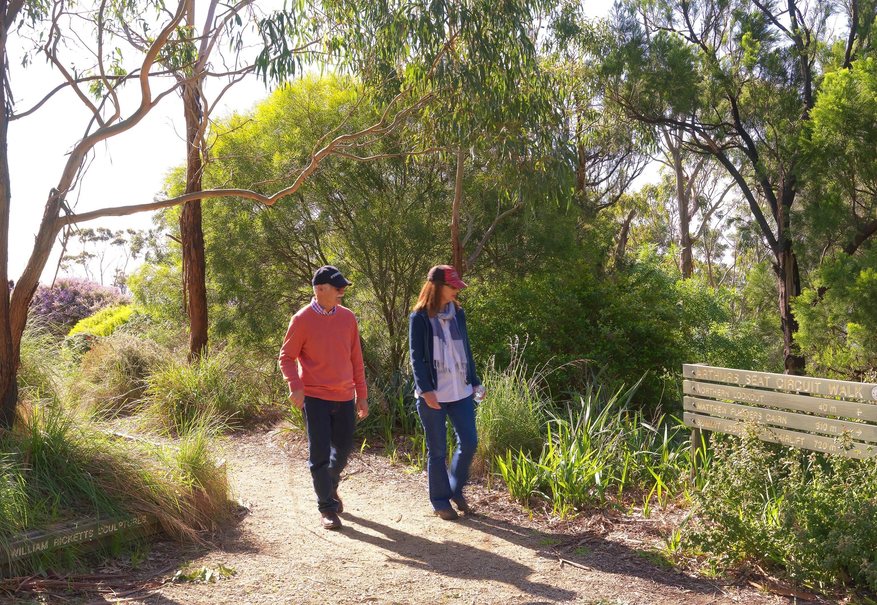 Arthurs Seat Circuit Walk - Find Attractions