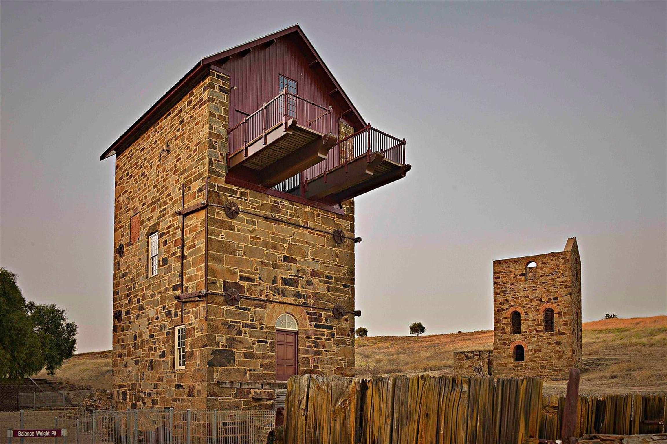 Burra Mine Site - Find Attractions