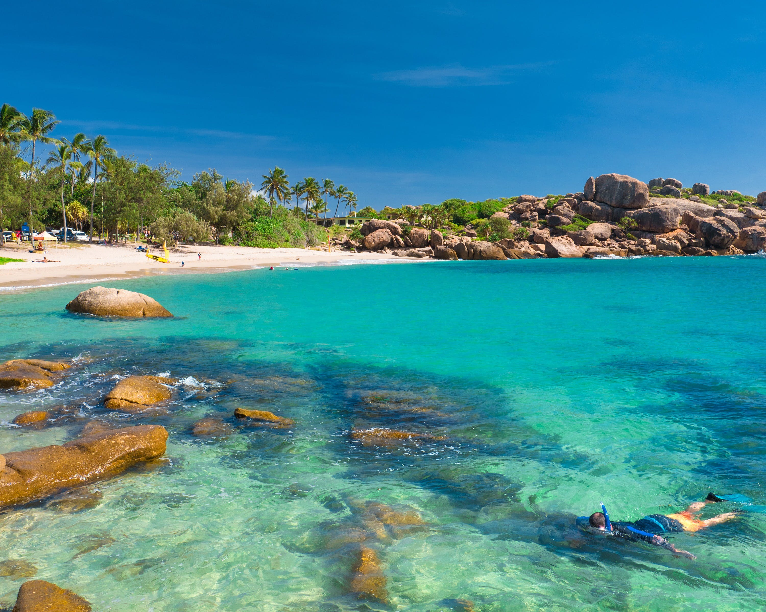 Horseshoe Bay - Bowen - Find Attractions