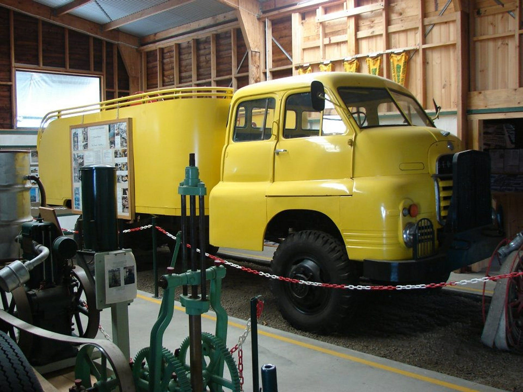 Nangwarry Forestry and Logging Museum - Find Attractions