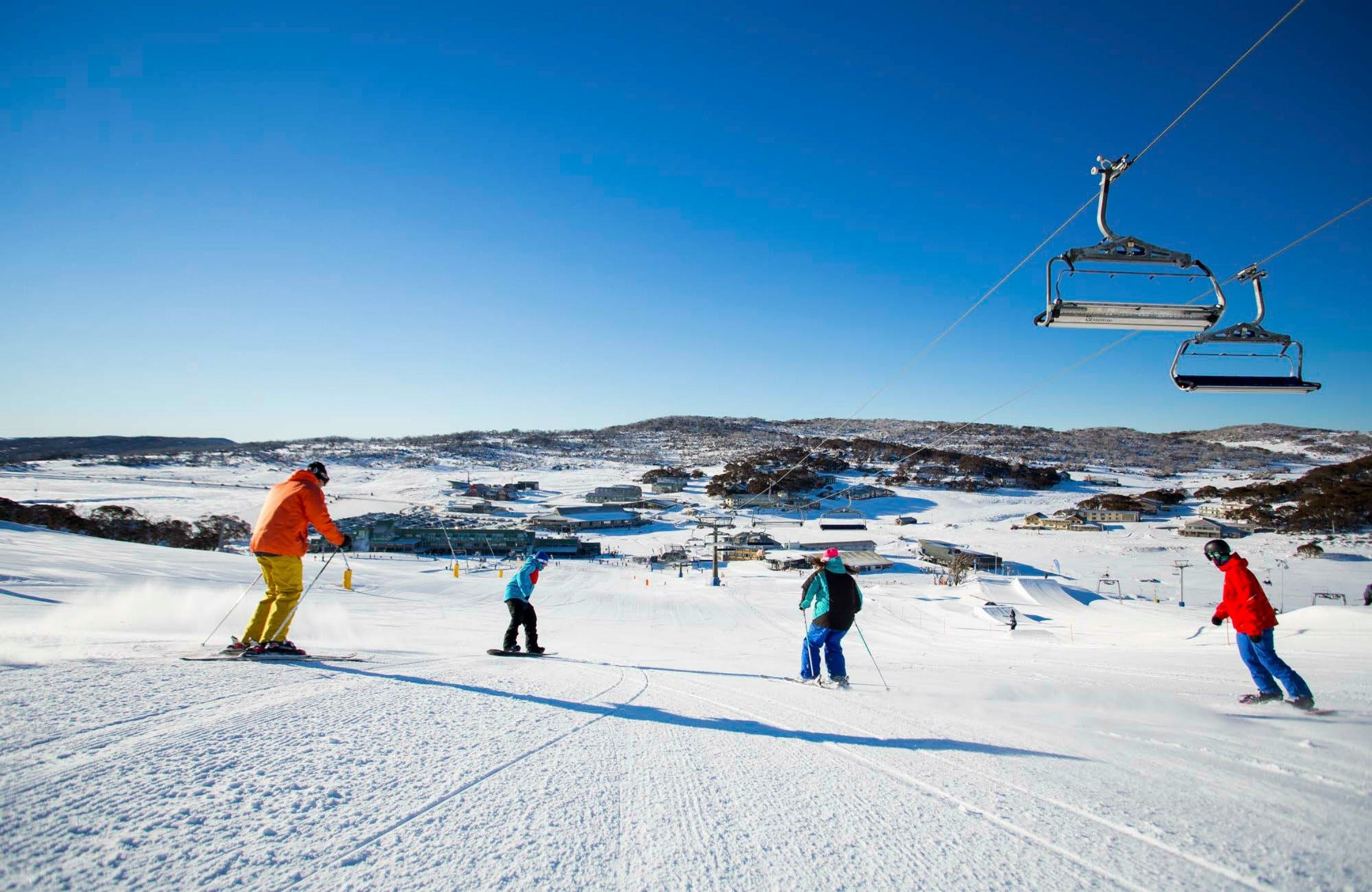 Perisher Valley - Find Attractions