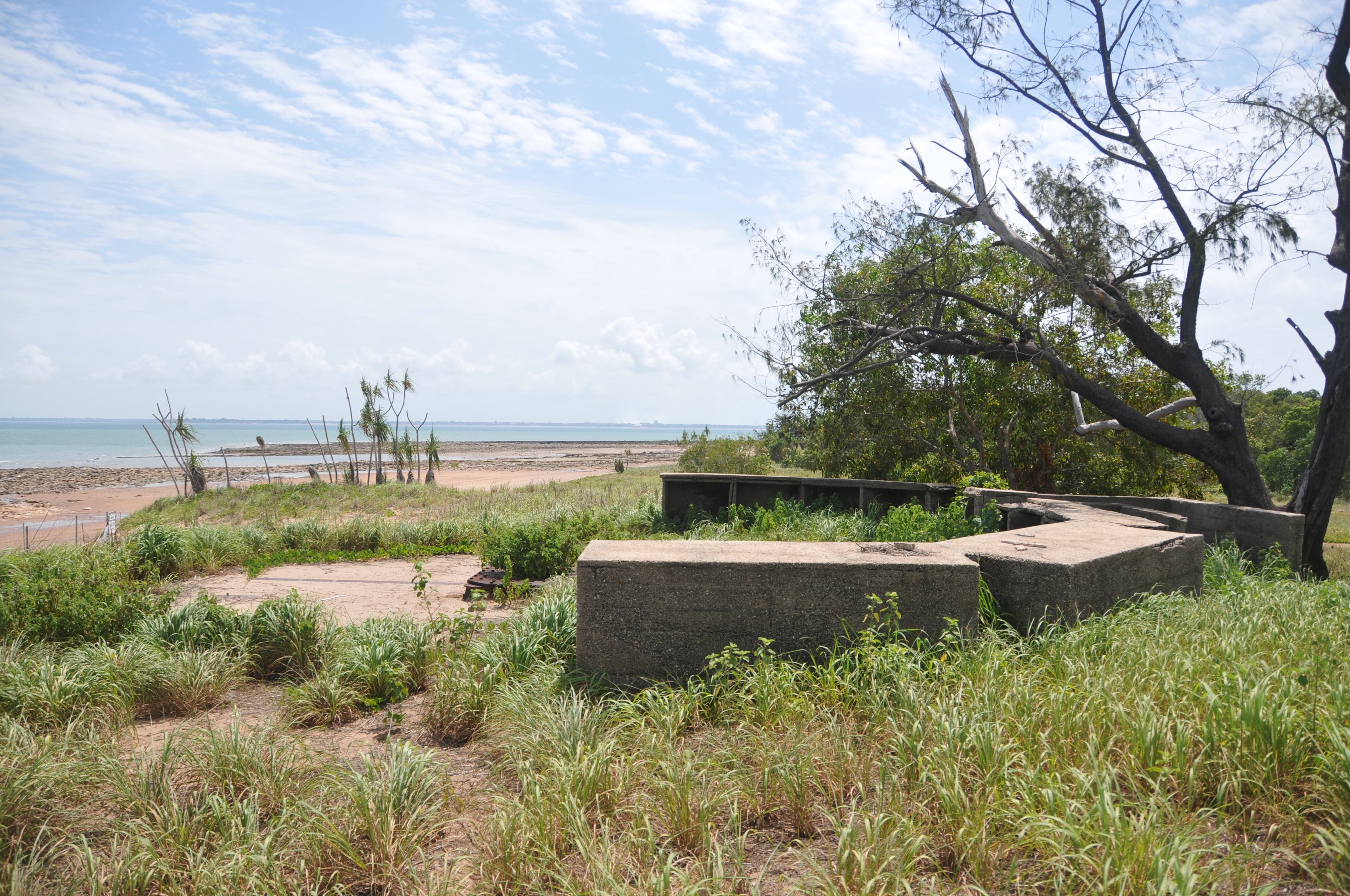 WWII Gun Emplacement Wagait Beach - Find Attractions