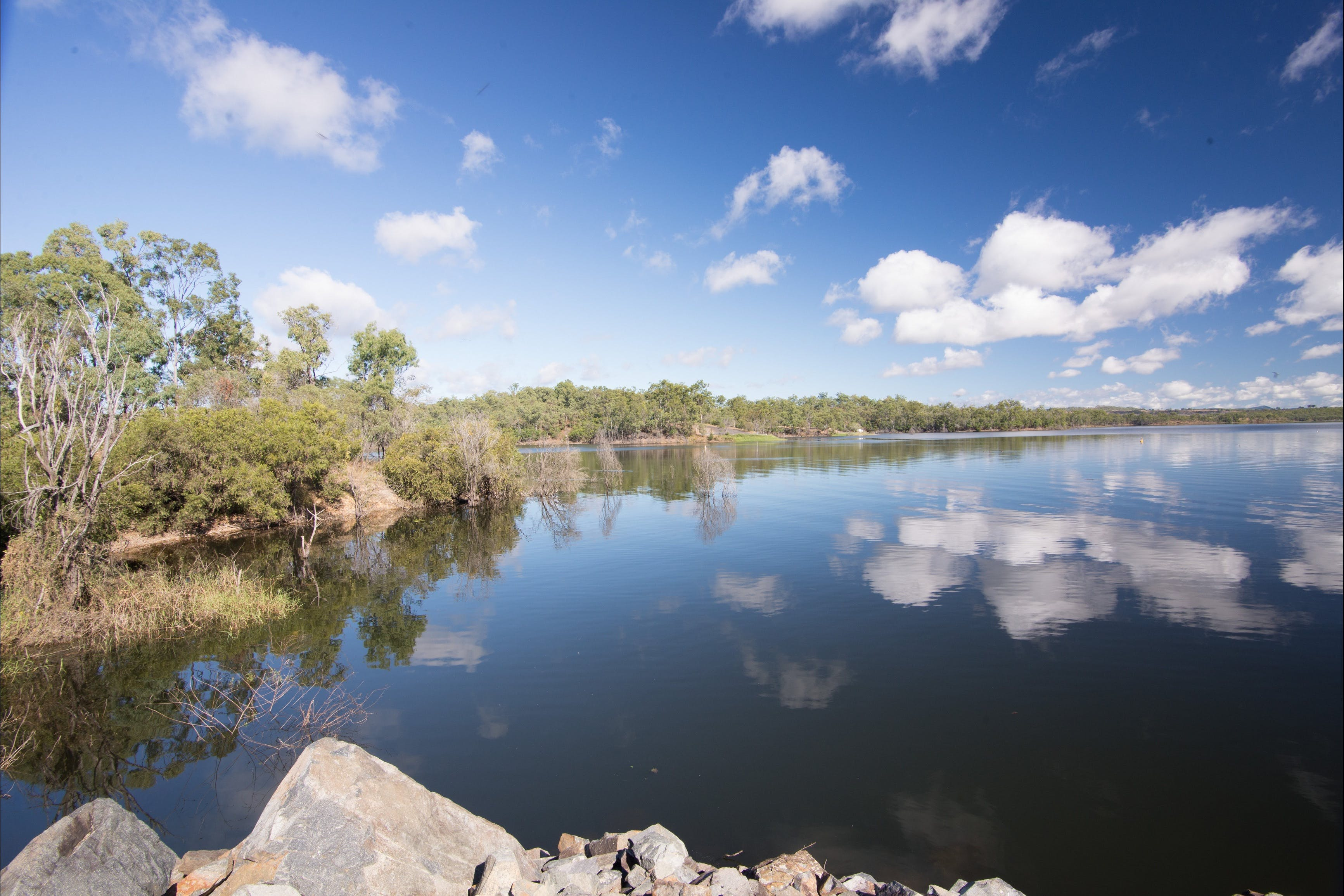 Bundaberg North Burnett Region Dams - Find Attractions