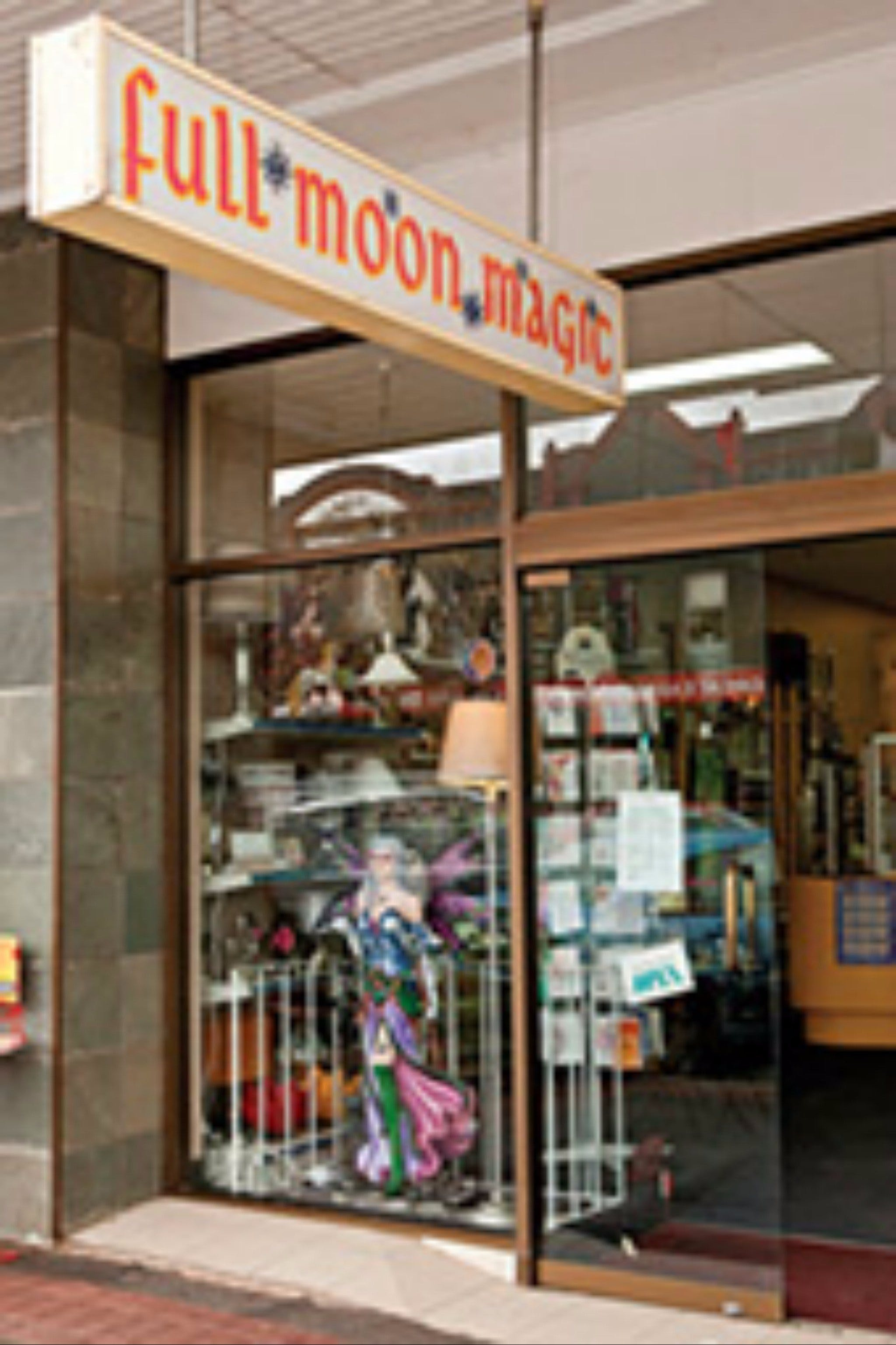 Full Moon Magic - New Premises - Find Attractions