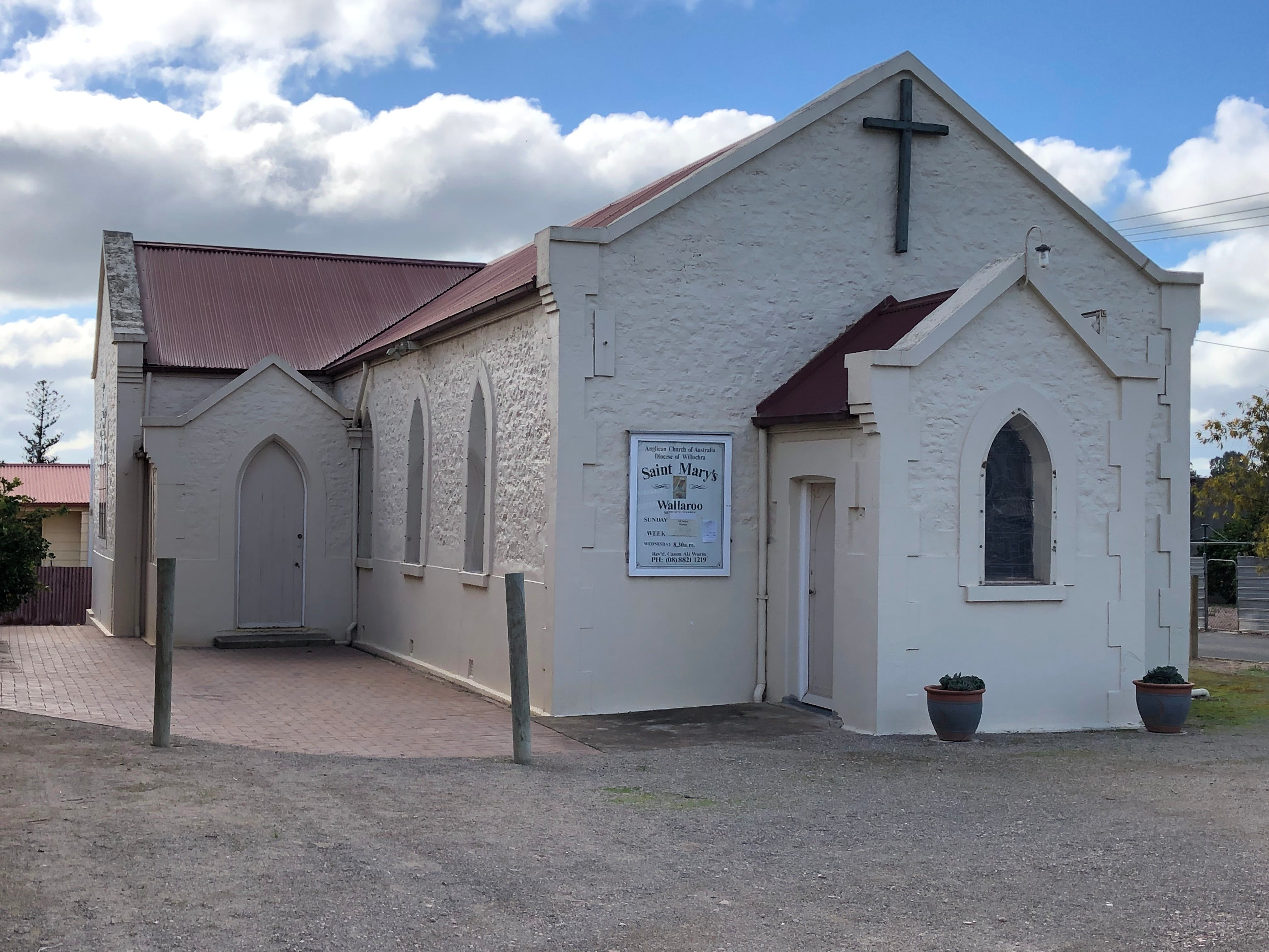 St Mary's Anglican Church Wallaroo - Find Attractions