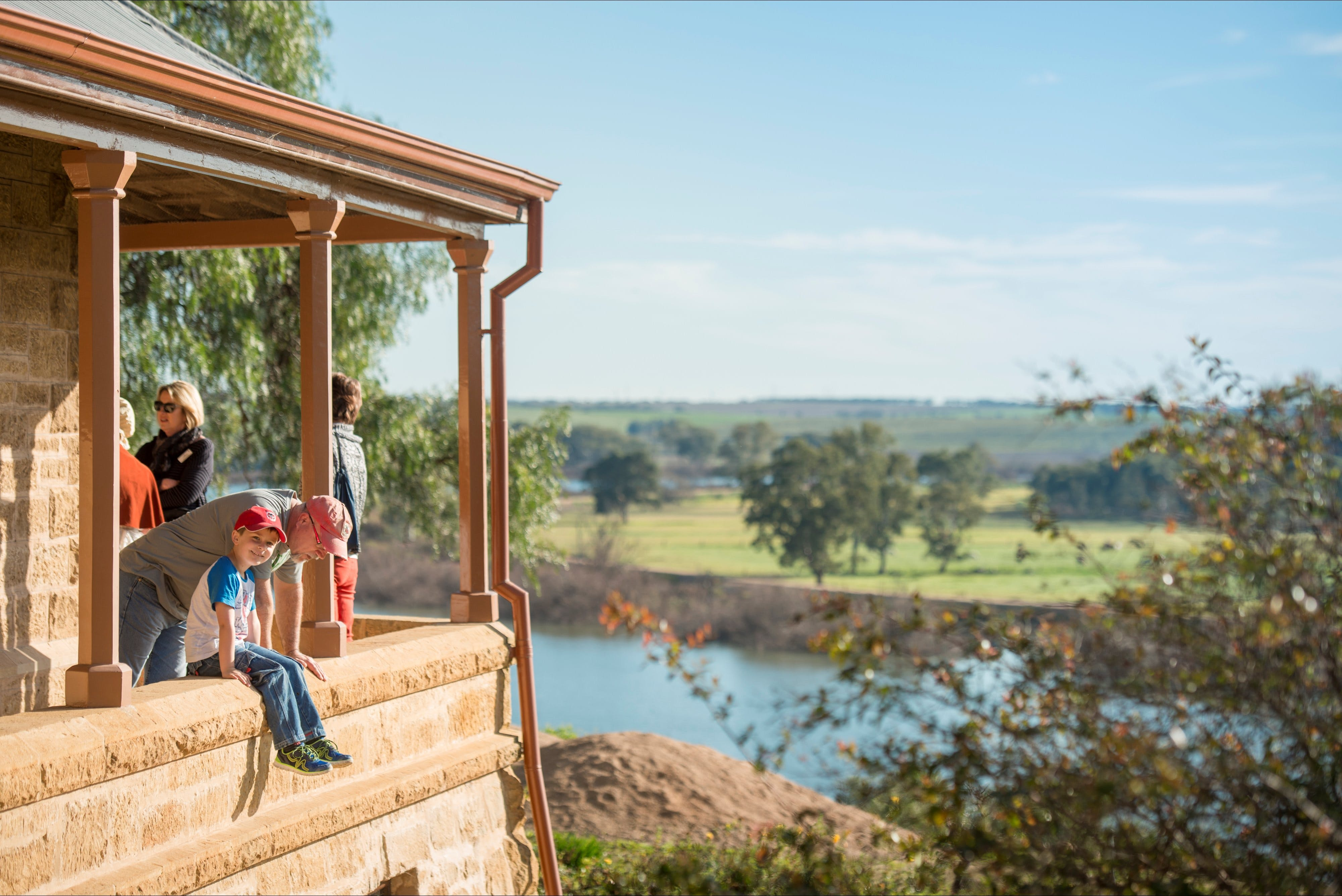 The Murray Bridge Discovery Trail - Find Attractions