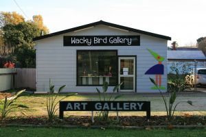 Wacky Bird Gallery - Find Attractions