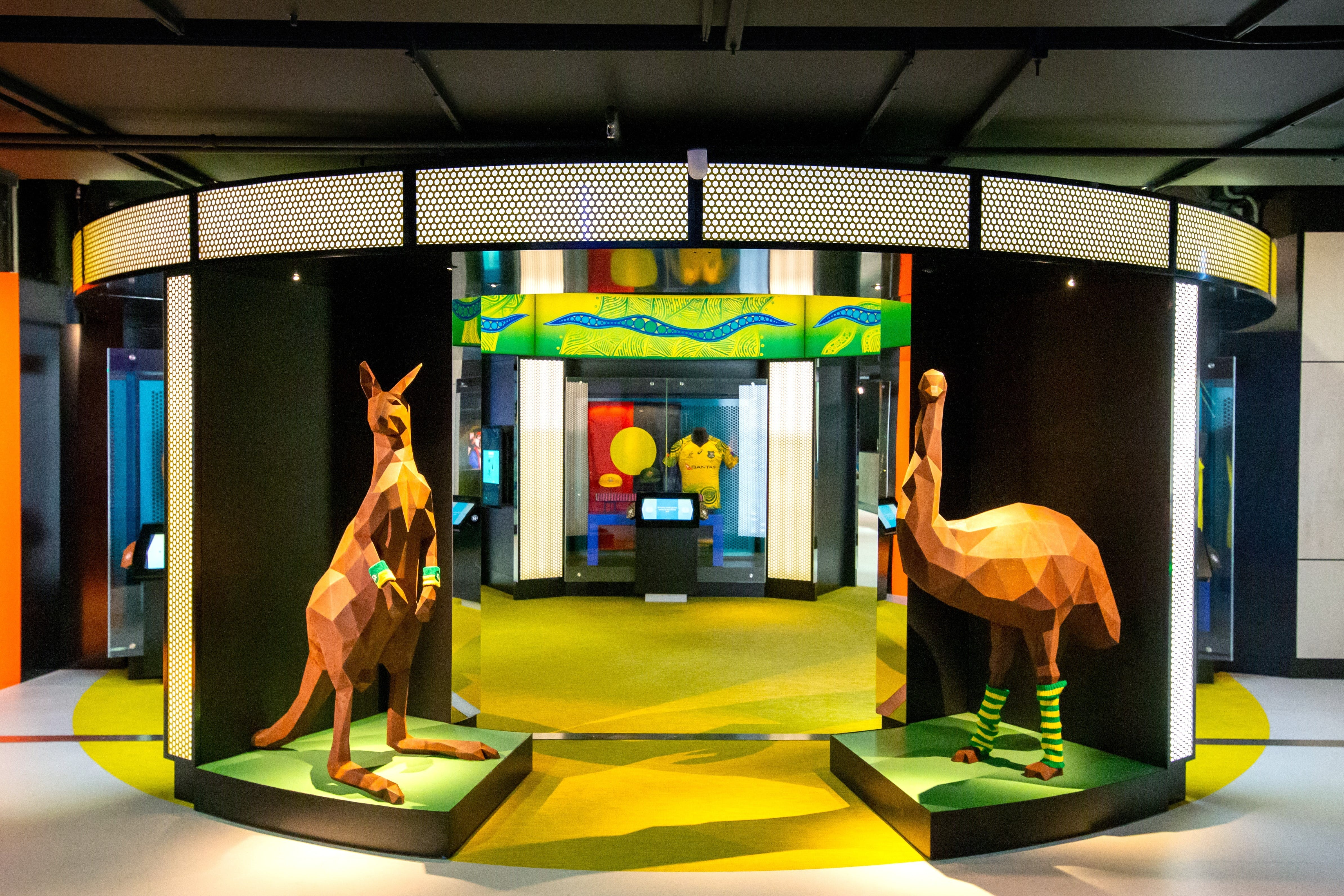 Australian Sports Museum - Find Attractions