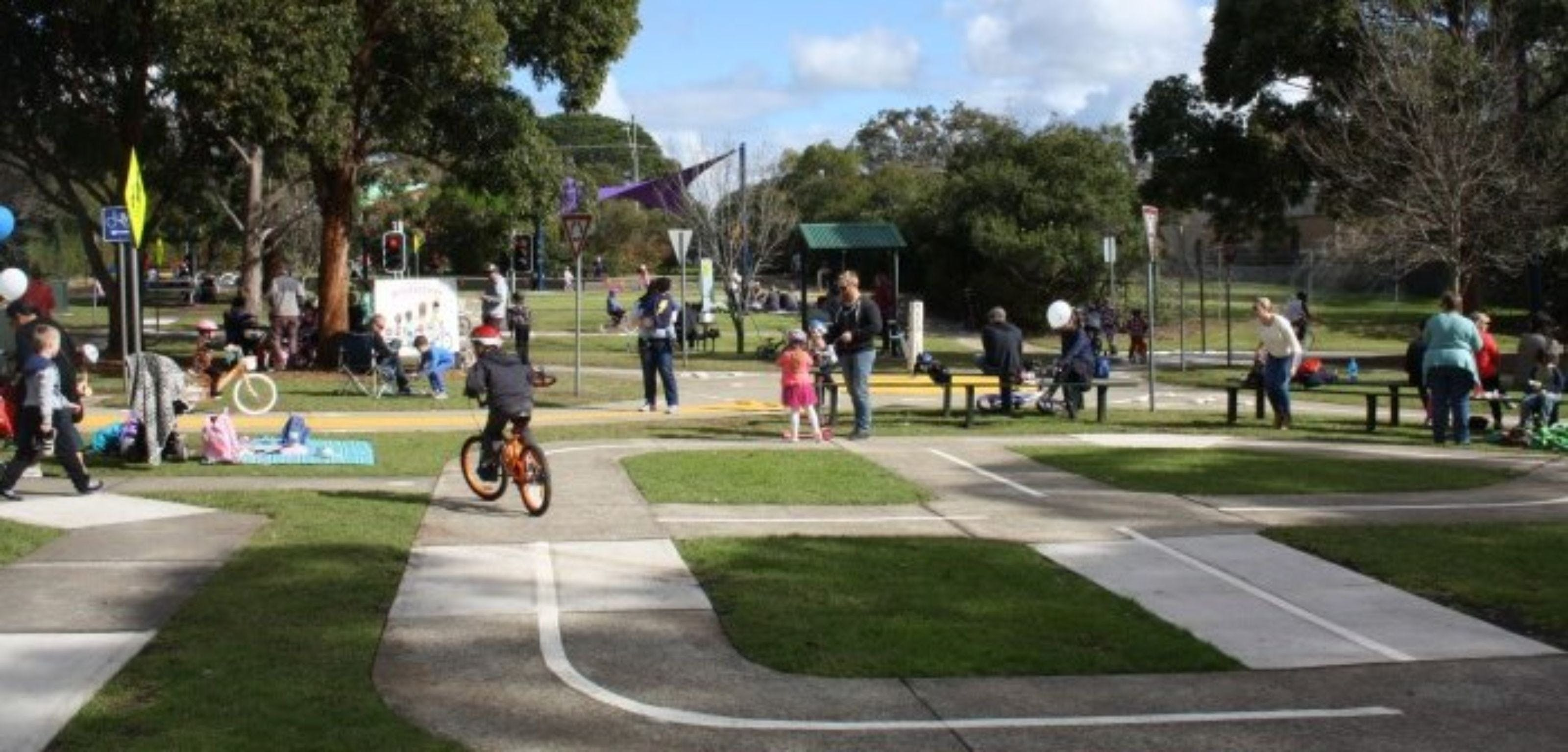 Campbelltown Bicycle Education Centre - Find Attractions