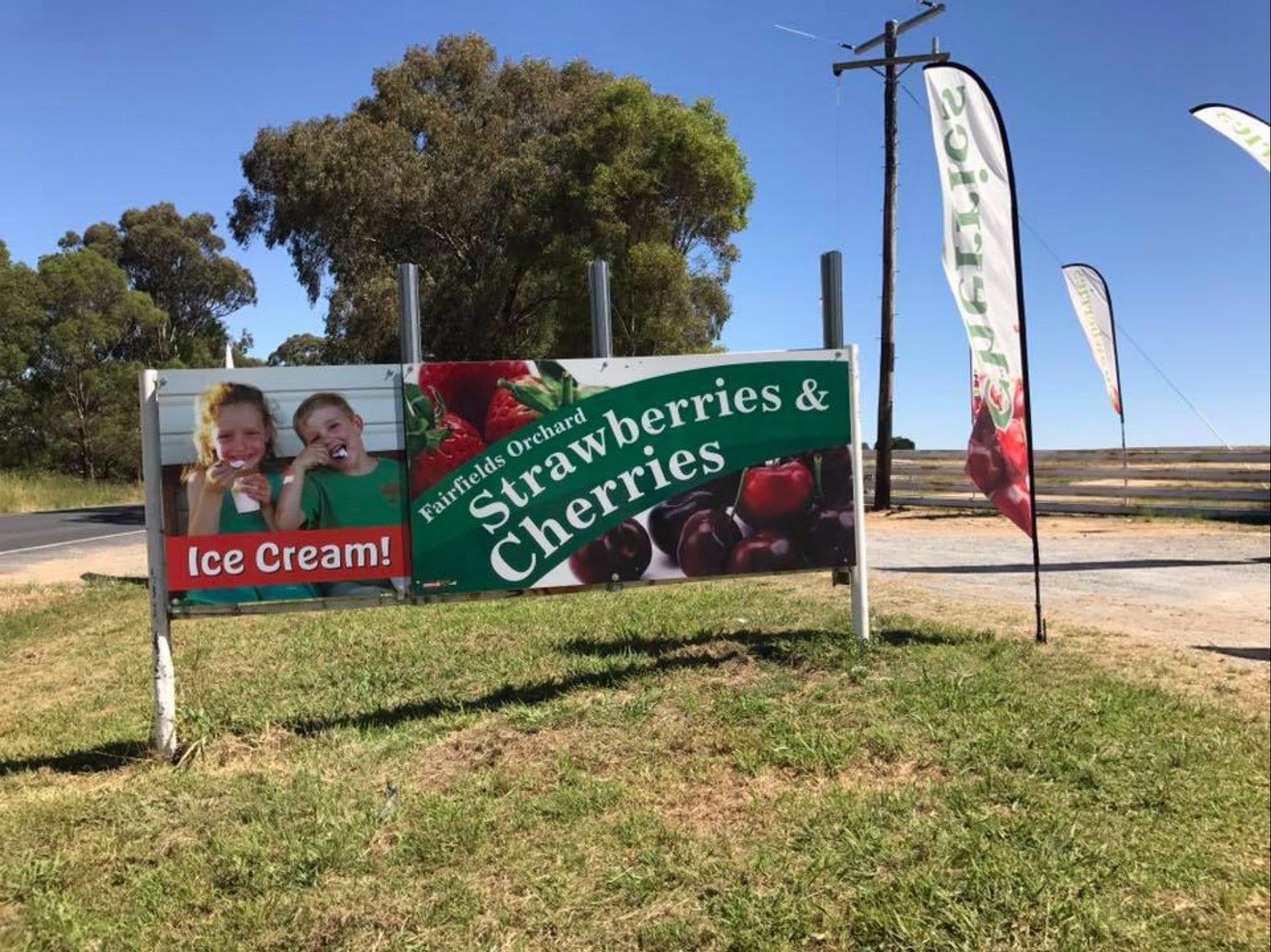 Fairfield Orchard - Find Attractions