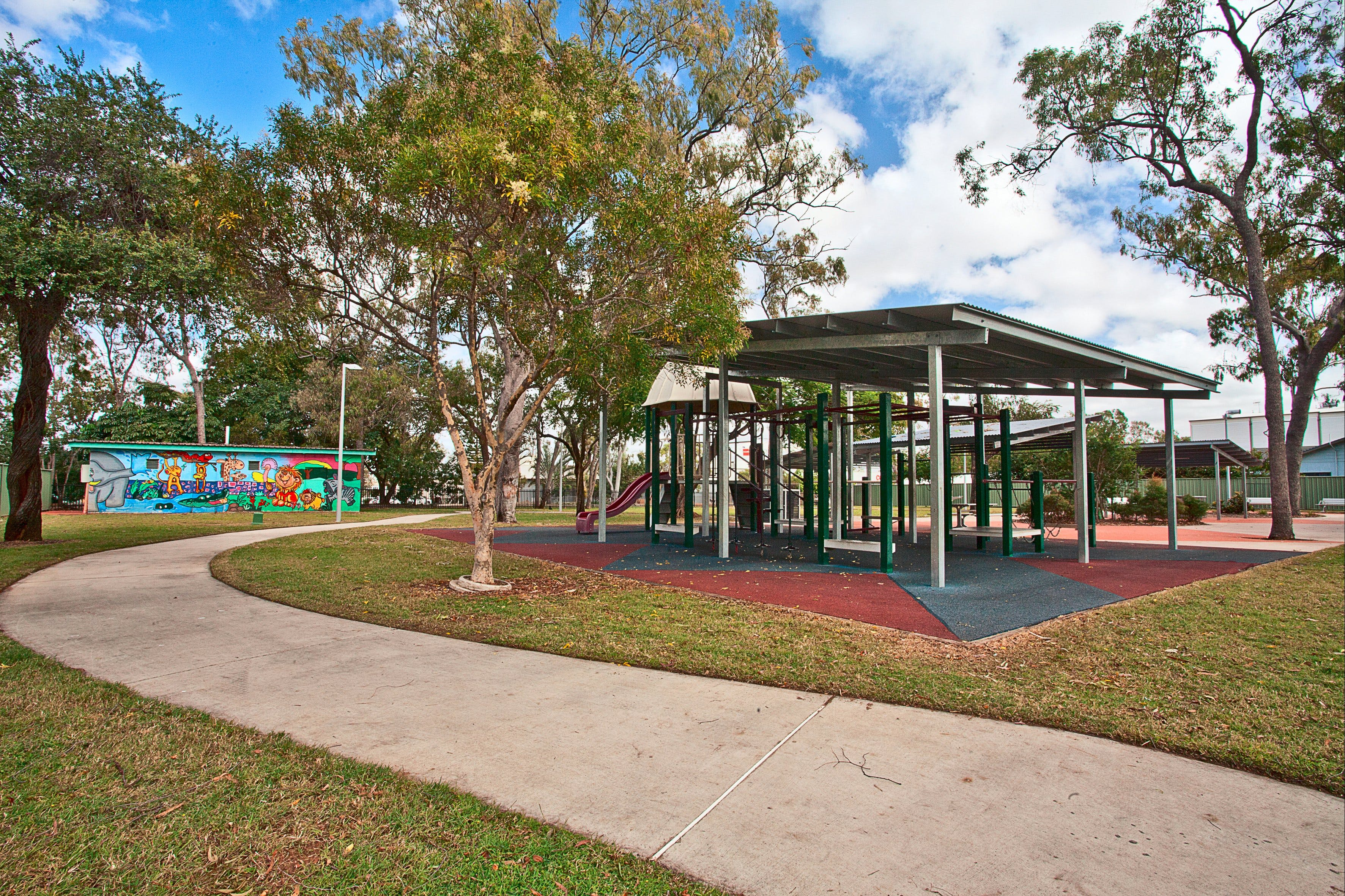 Grosvenor Park in Moranbah - Find Attractions