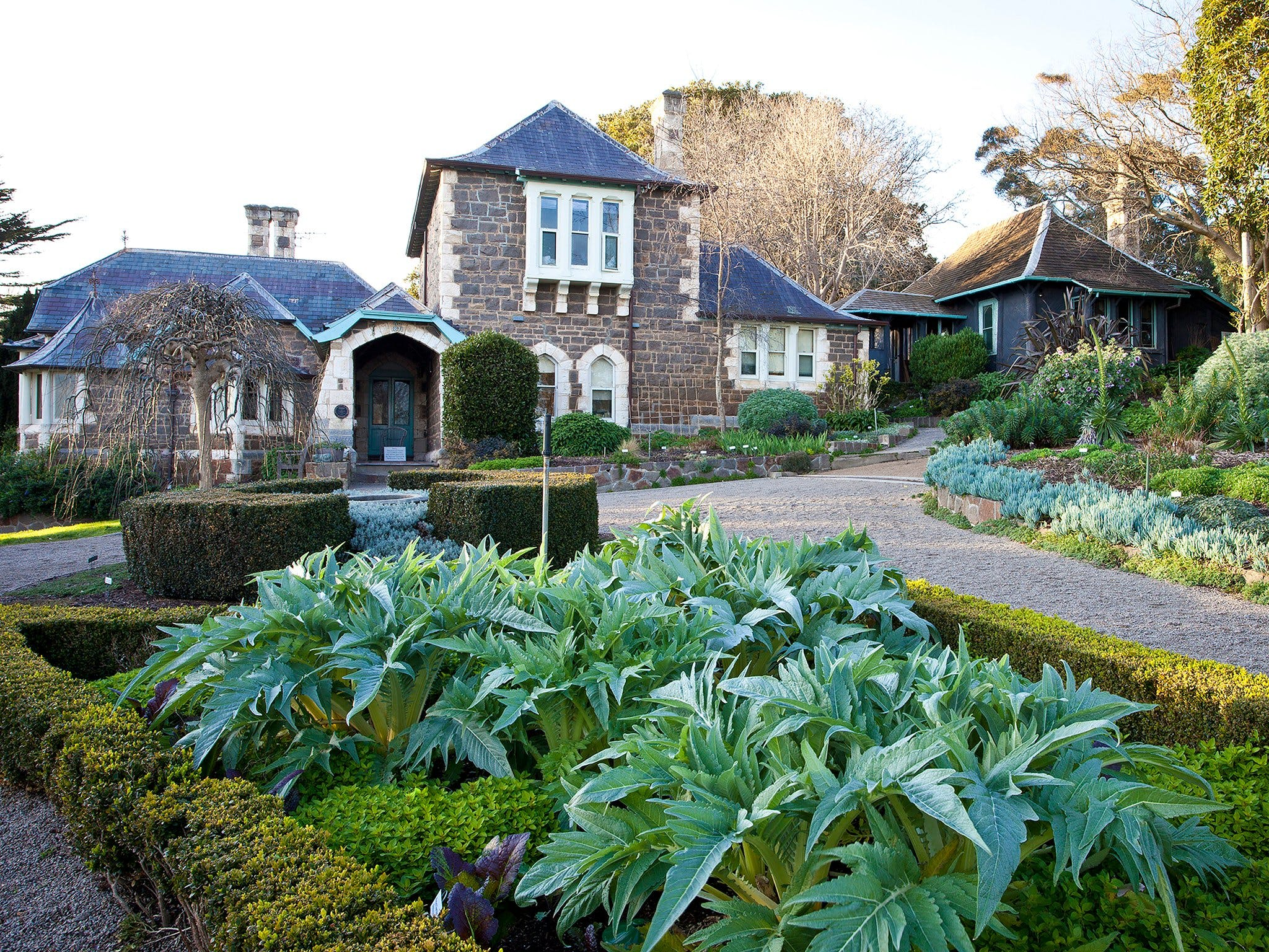 Heronswood House and Garden - Find Attractions