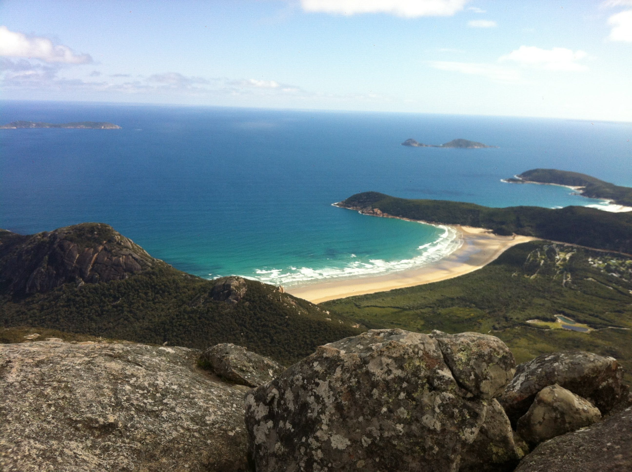 Mt Oberon Summit Walk - Find Attractions