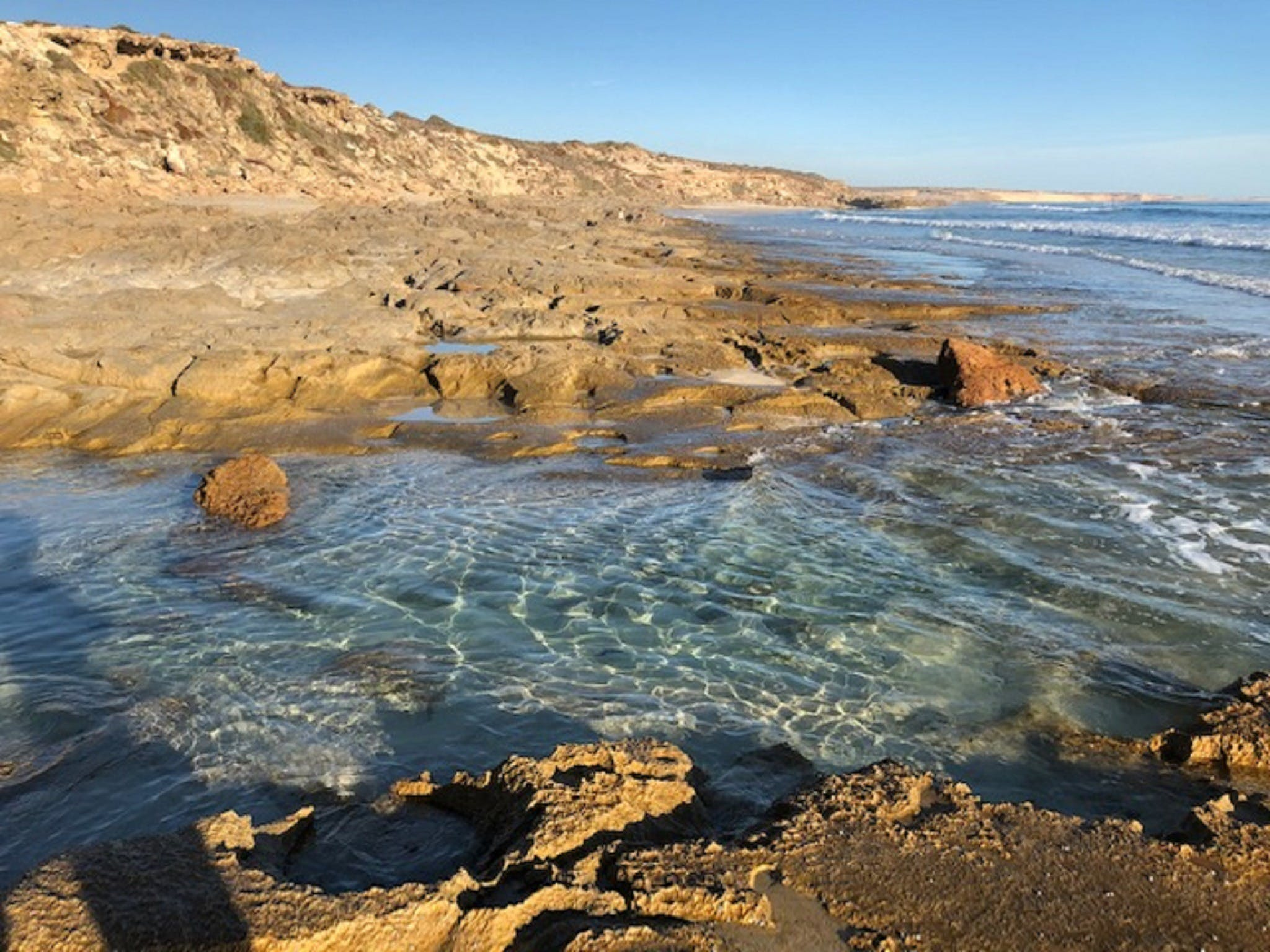 Streaky Bay - Back Beach - Find Attractions