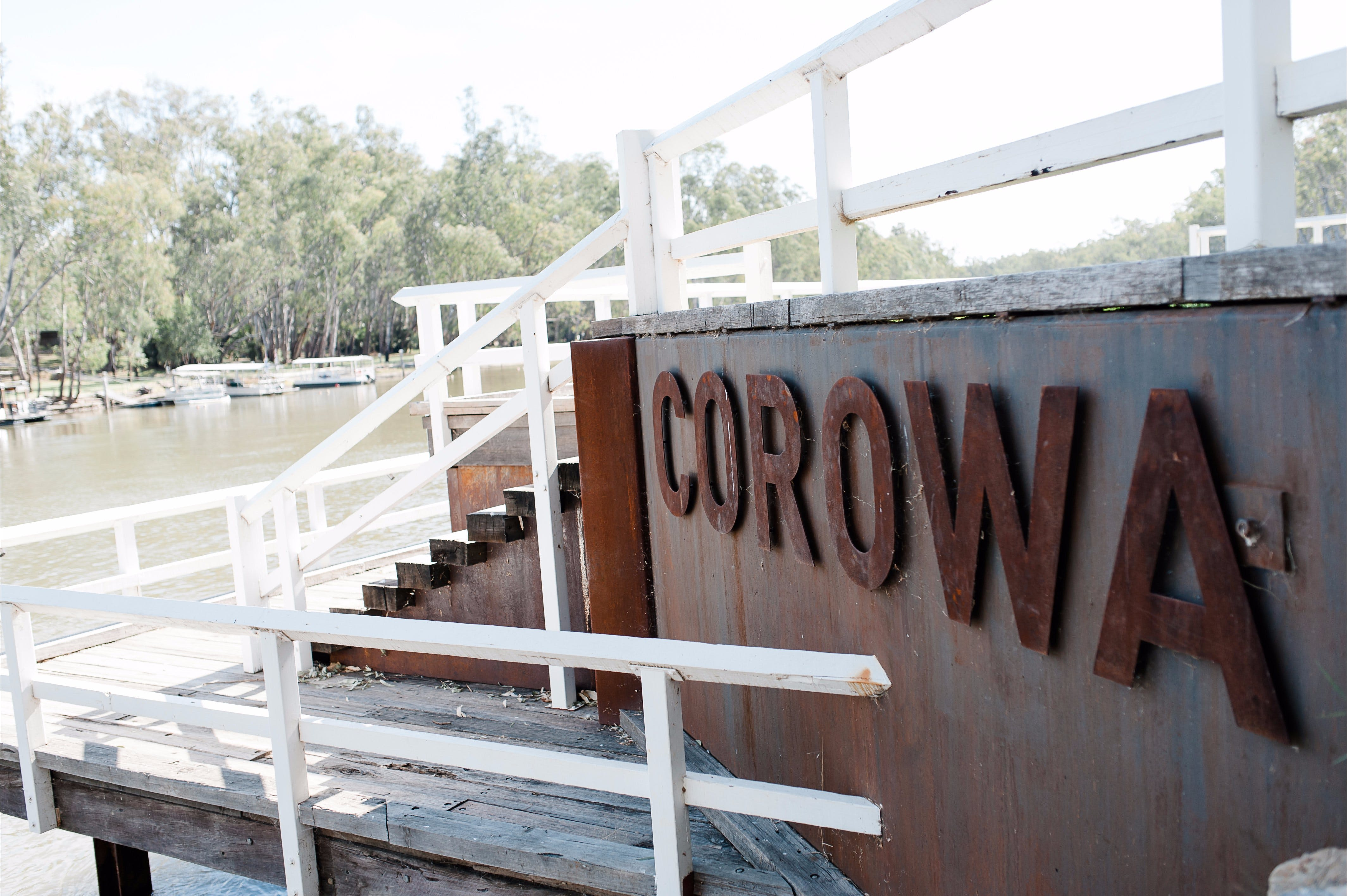 Corowa Foreshore - Find Attractions
