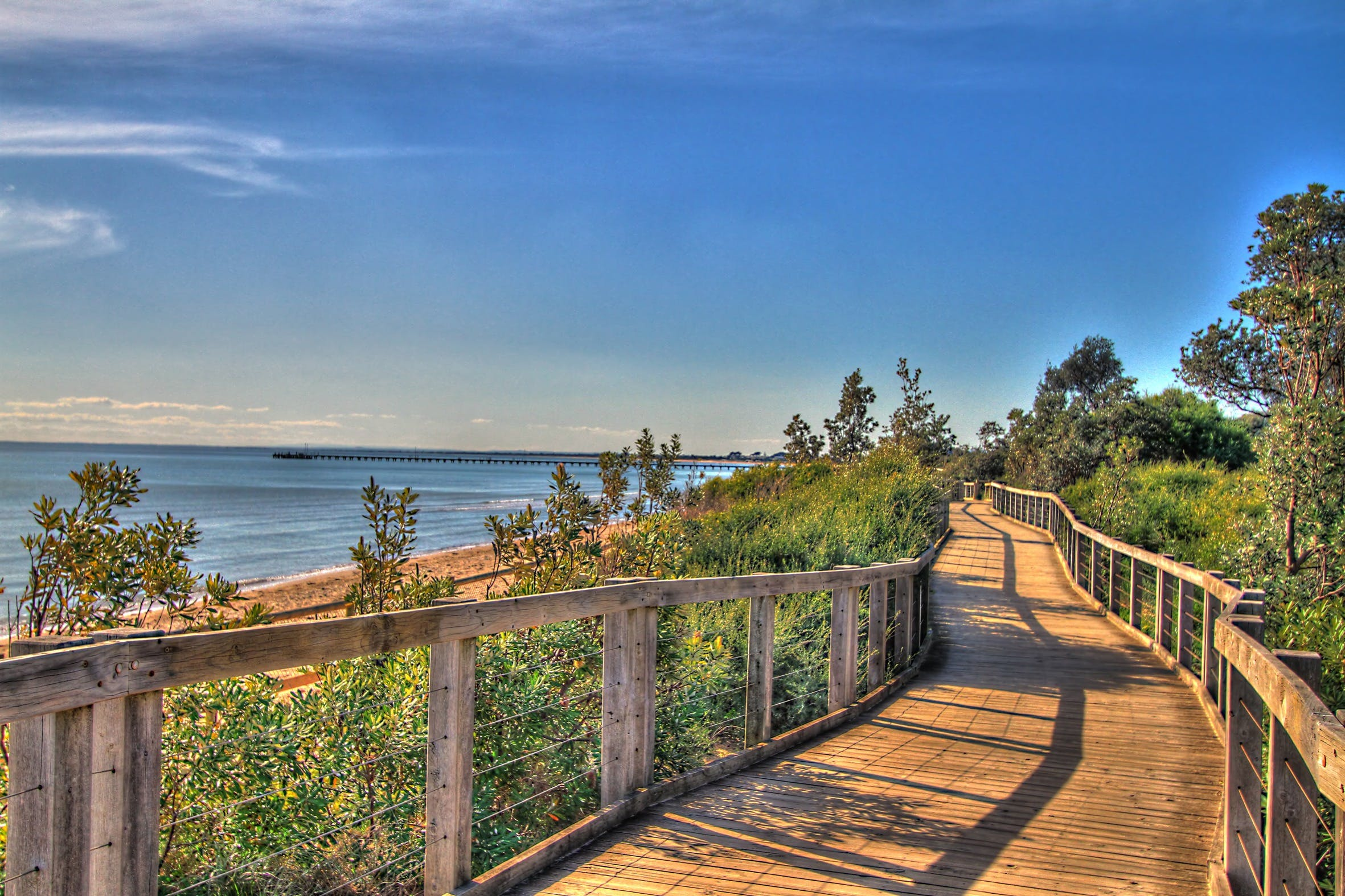 Frankston Foreshore and Pier Walk - Find Attractions