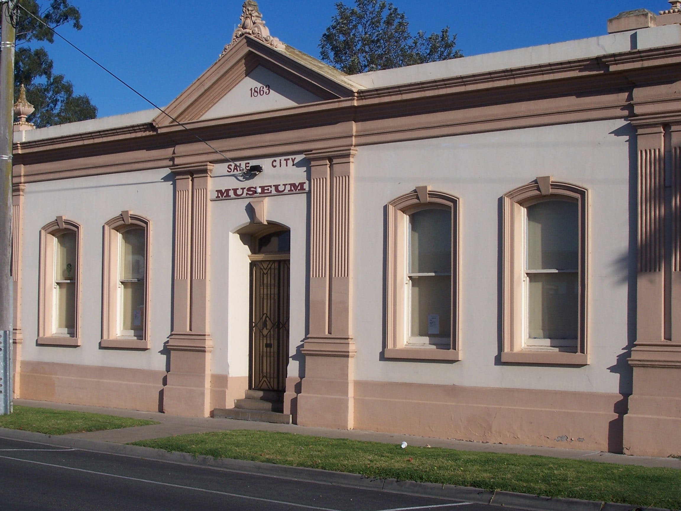 Sale Historical Museum - Find Attractions
