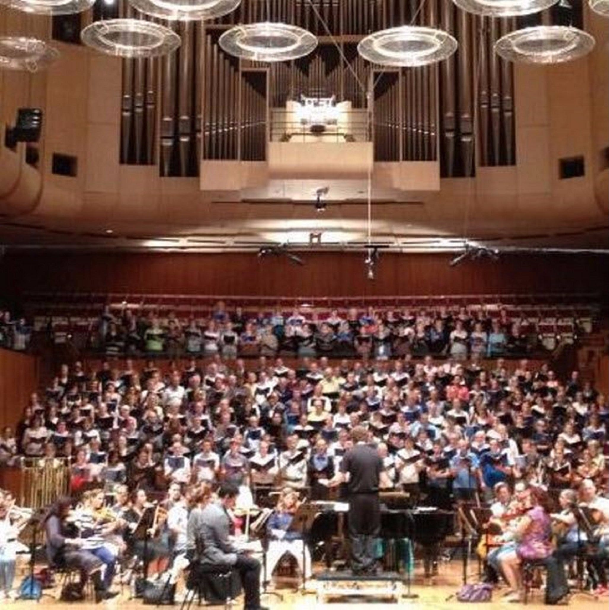 Sydney Philharmonia Choirs - Find Attractions