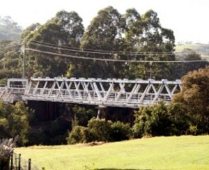 Victoria Bridge over Stonequarry Creek - Find Attractions