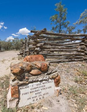 Fort Bourke Stockade - Find Attractions