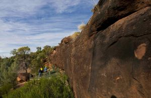 Mulgowan Yappa Aboriginal Art Site Walking Track - Find Attractions