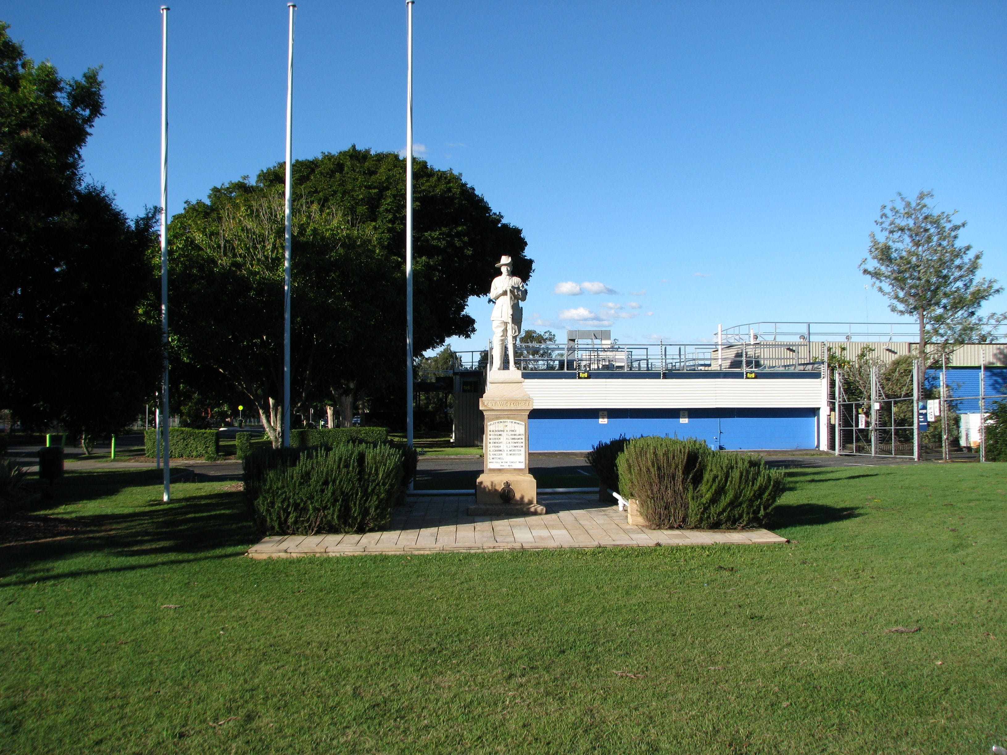 Oxley War Memorial - Find Attractions