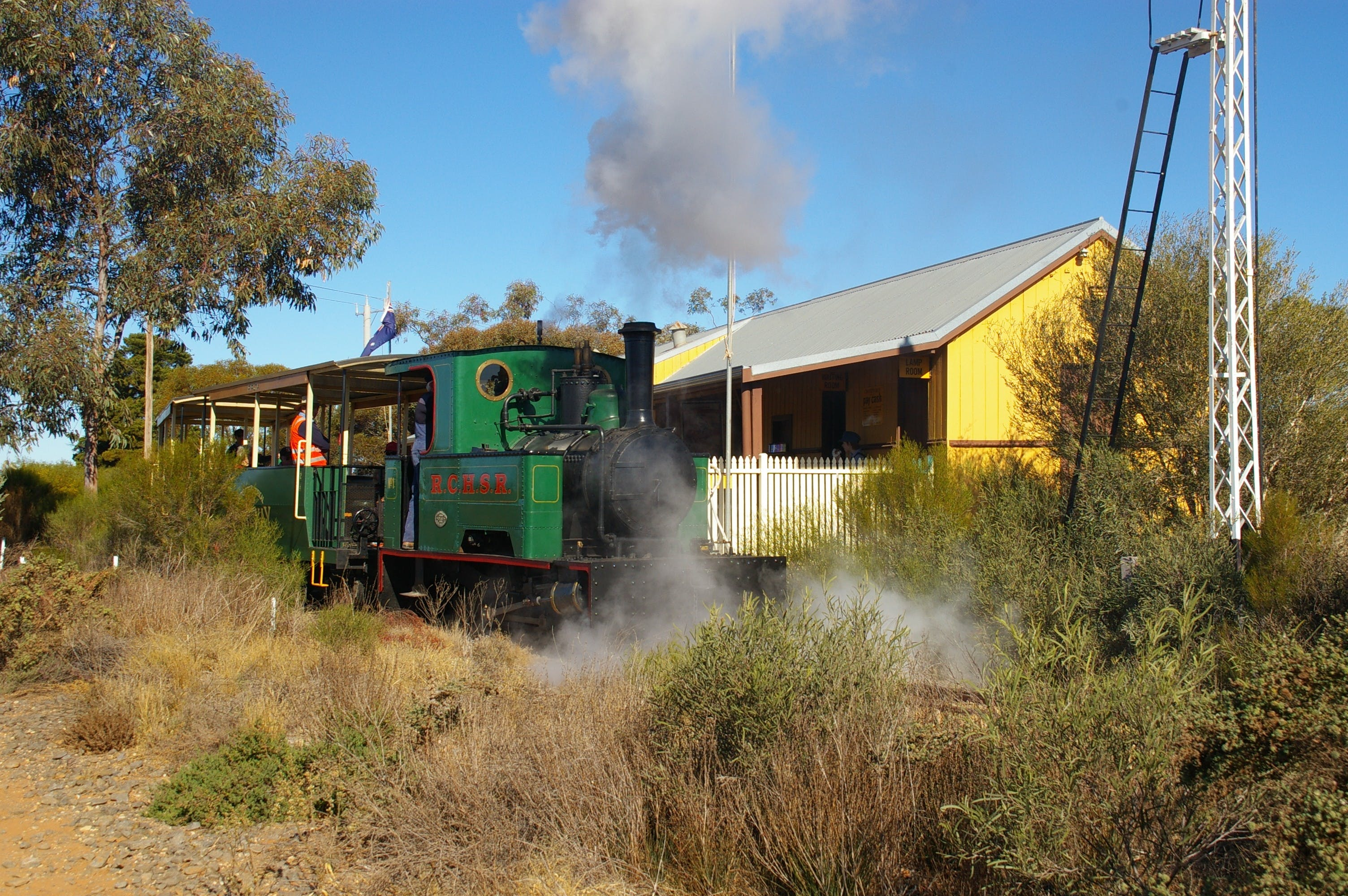 Red Cliffs Historical Steam Railway - Find Attractions