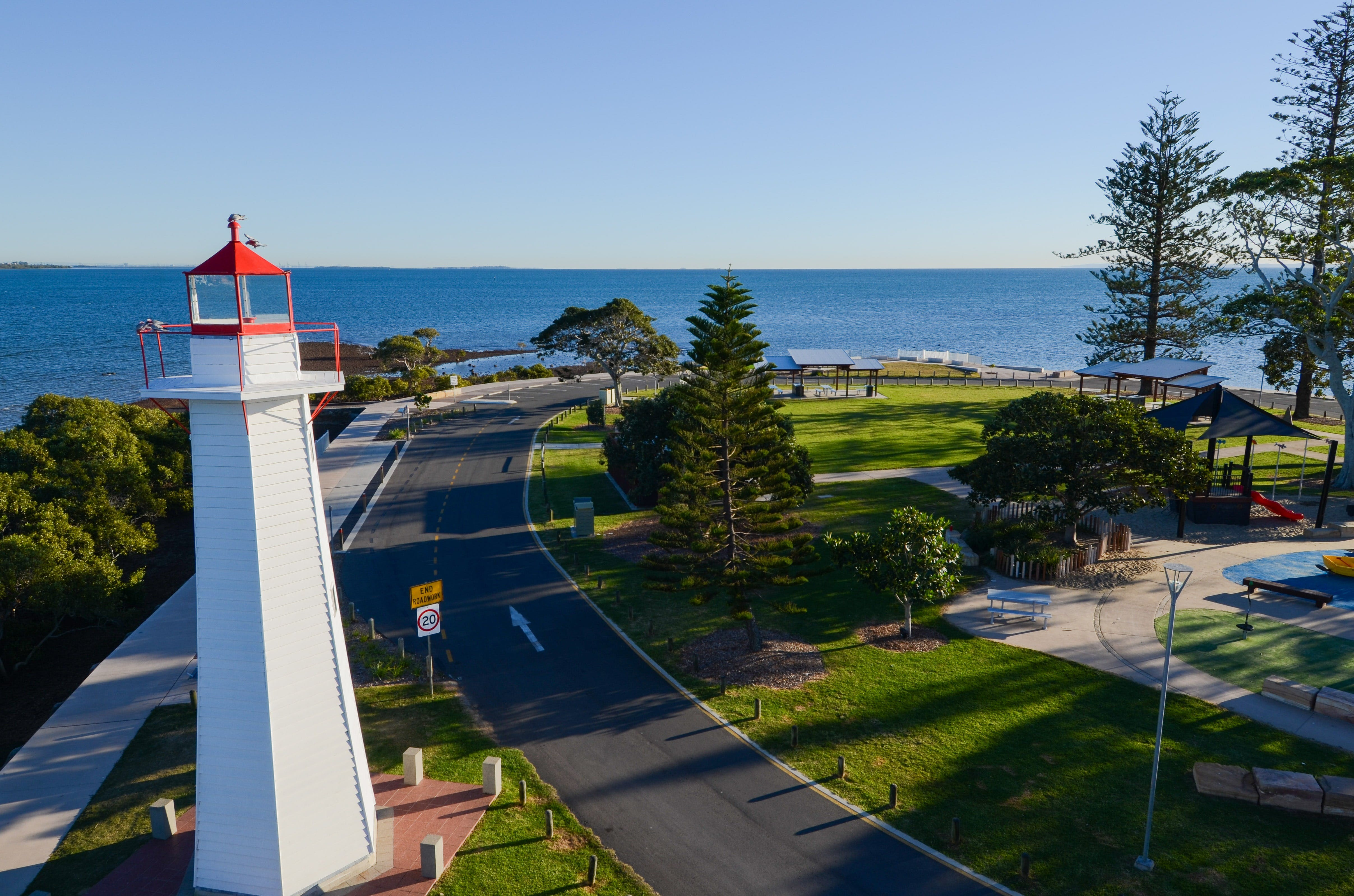Cleveland Point Reserve - Find Attractions