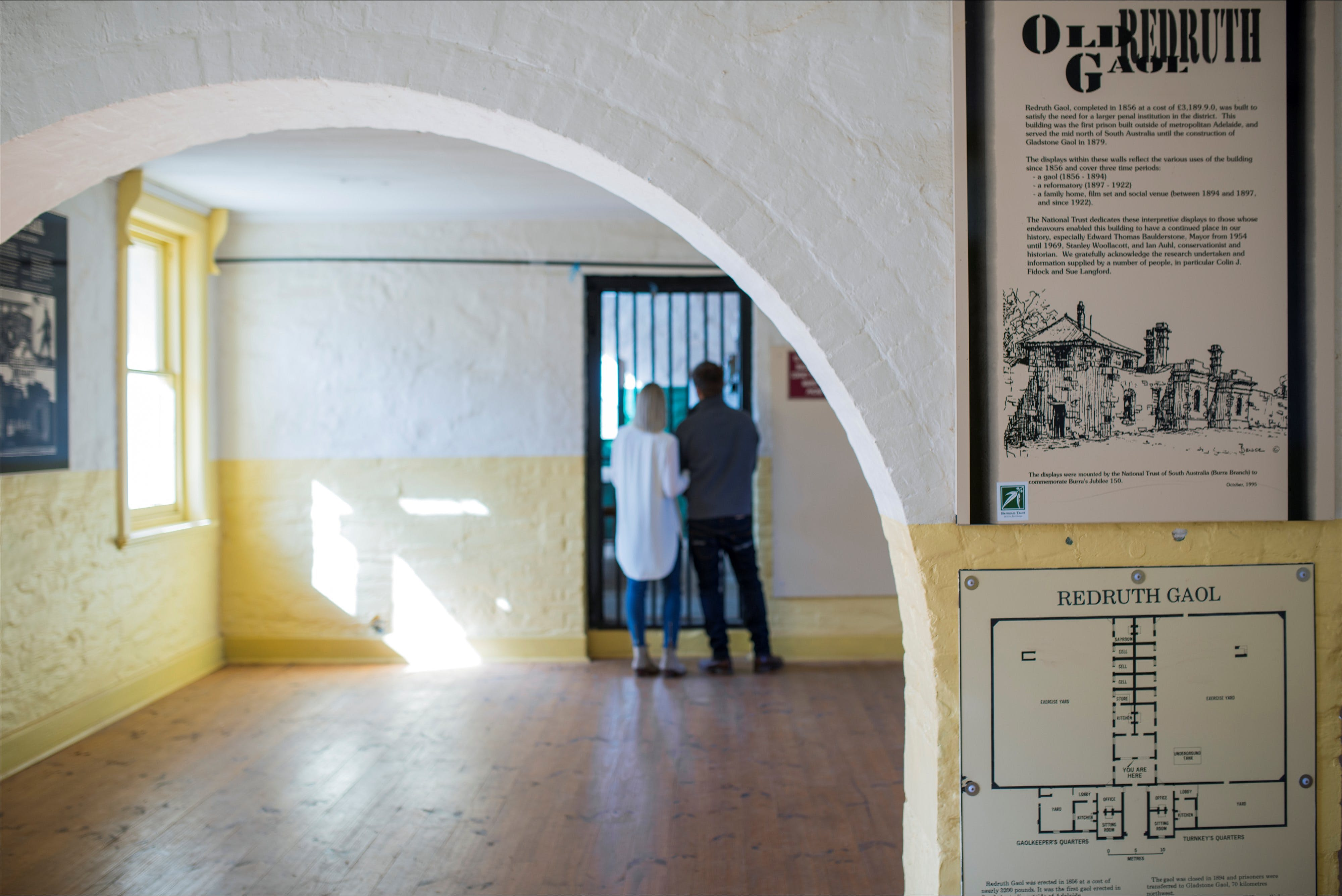 Redruth Gaol - Find Attractions