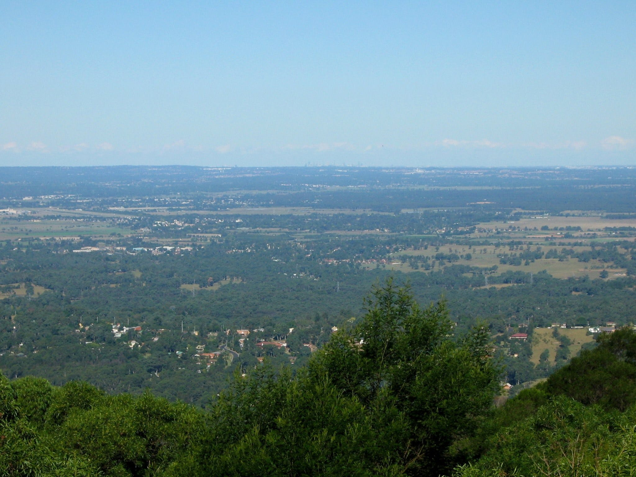 Bell Bird Hill Lookout - Find Attractions