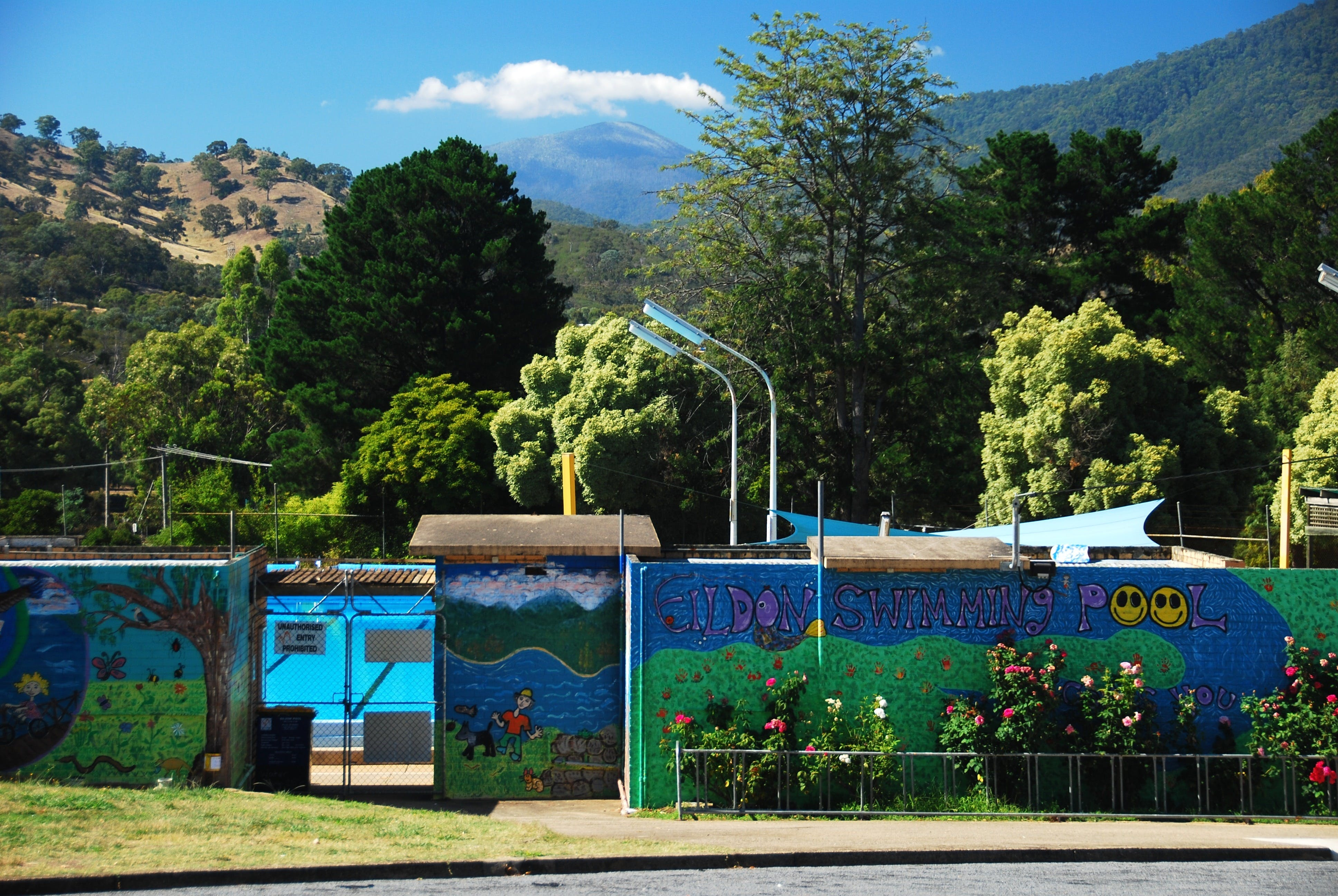 Eildon Outdoor Swimming Pool - Find Attractions