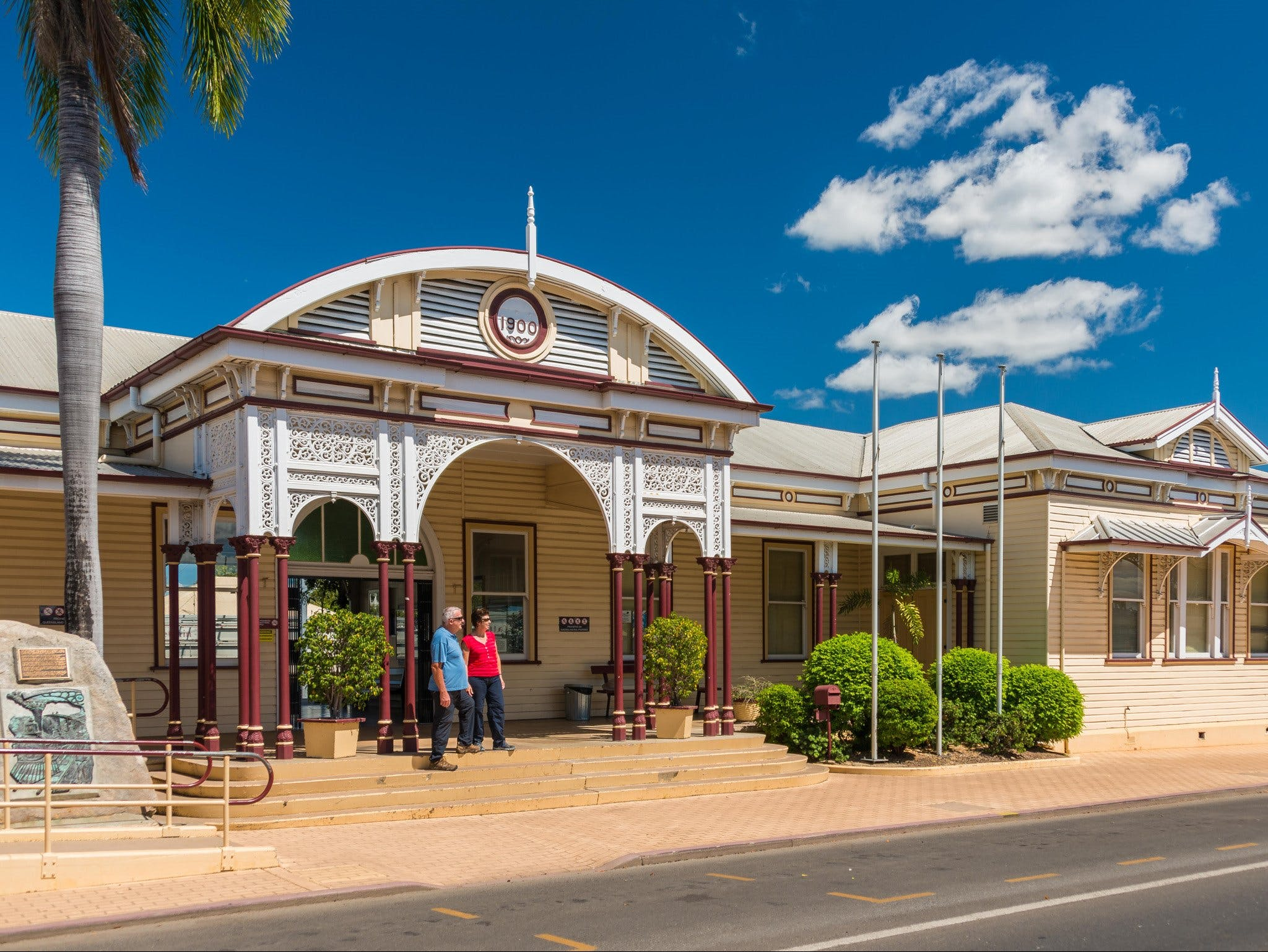 Emerald Historic Railway Station - Find Attractions
