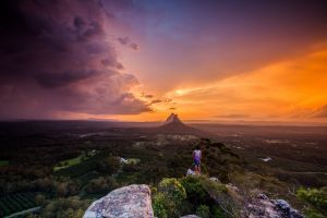 Glass House Mountains - Find Attractions