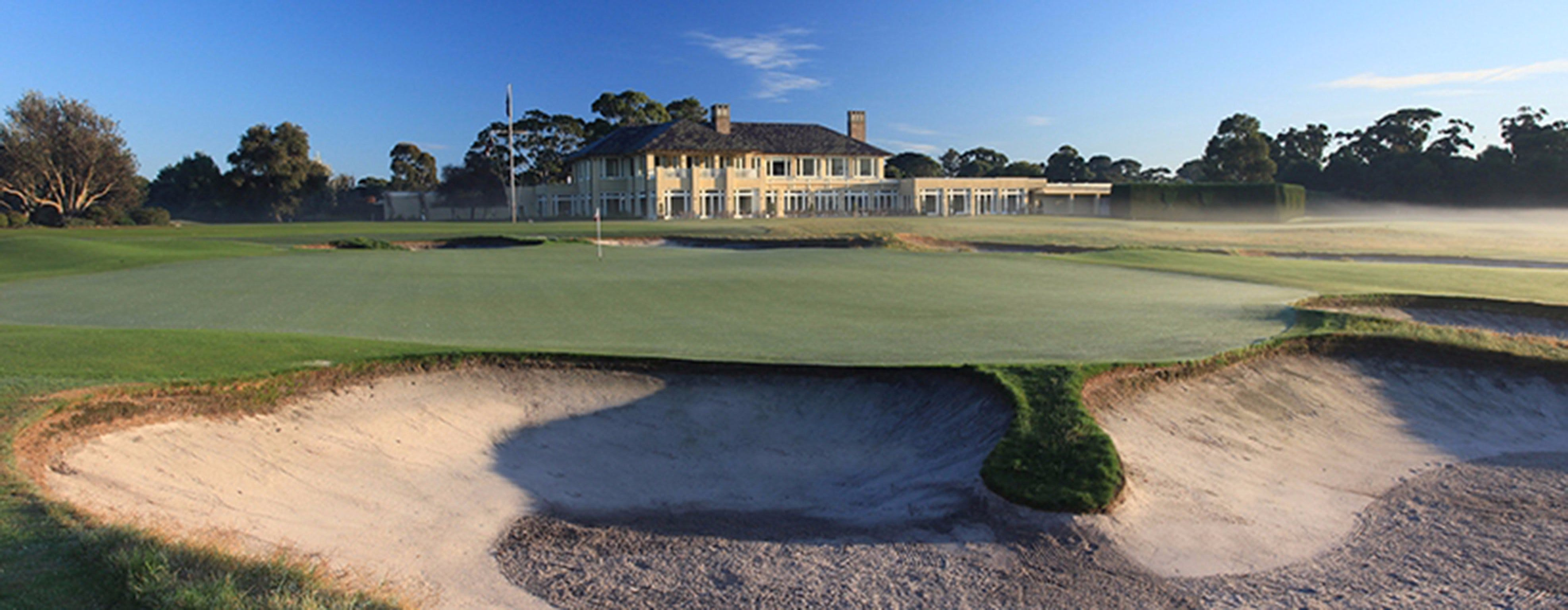 The Royal Melbourne Golf Club - Find Attractions