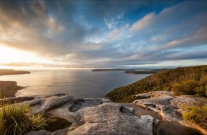 Arabanoo lookout at Dobroyd Head - Find Attractions